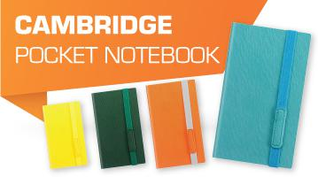 Cambridge Pocket Notebook