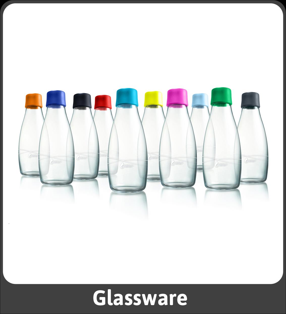 glassware panel
