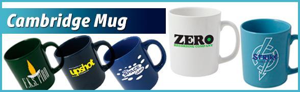 Cambridge Earthenware Mug