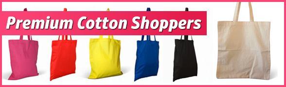 Premuim Cotton Shoppers