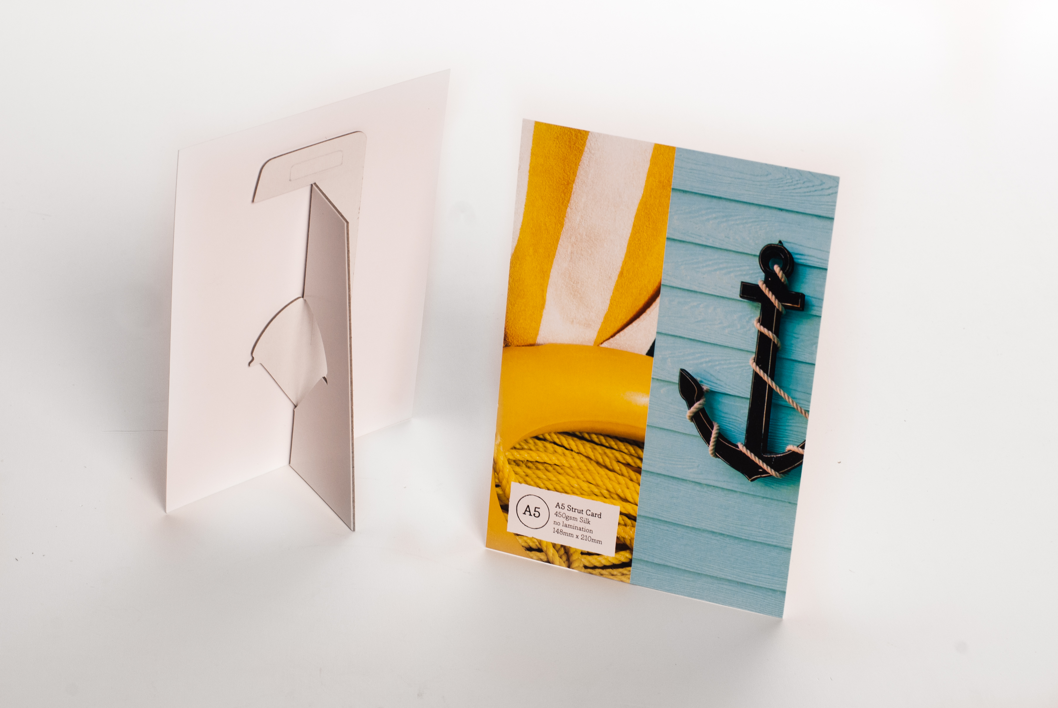 Strut Cards and Table Talkers