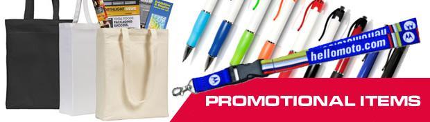 TMD Promo Items