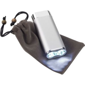 Power Banks with Torch or Back-Light