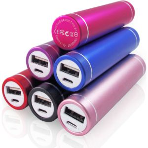 Tubular / Lipstick Power Banks