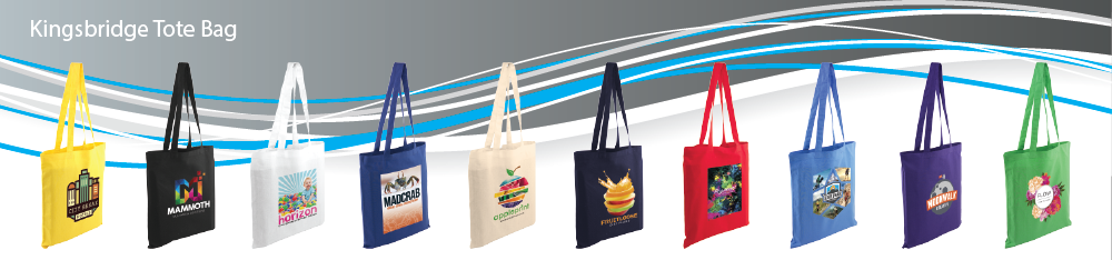 KingsbridgeTote Bag